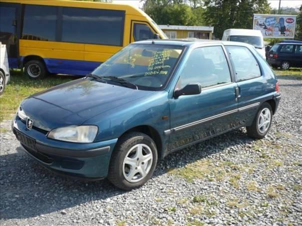 Peugeot 106 1.1 i, foto 1 Auto – moto , Automobily | spěcháto.cz - bazar, inzerce zdarma