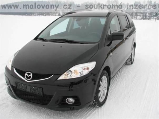 Mazda 5 2,0 MZR-CD soukromý inzerát 81kW, foto 1 Auto – moto , Automobily | spěcháto.cz - bazar, inzerce zdarma