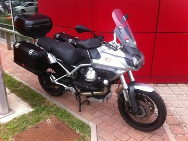 Moto Guzzi Stelvio Stelvio 1200 NTX-ABS, foto 1 Auto – moto , Motocykly a čtyřkolky   spěcháto.cz - bazar, inzerce zdarma