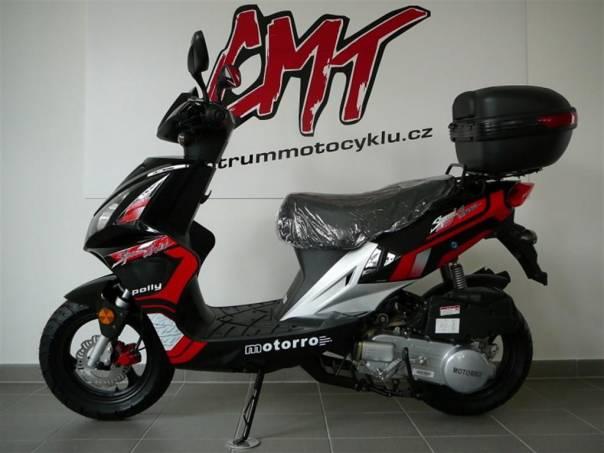Motorro Polly Polly 125, foto 1 Auto – moto , Motocykly a čtyřkolky | spěcháto.cz - bazar, inzerce zdarma