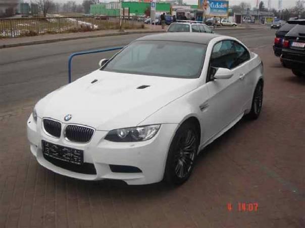 BMW M3 4,0 M Drive, navi, DVD, foto 1 Auto – moto , Automobily   spěcháto.cz - bazar, inzerce zdarma