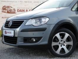 Volkswagen Touran 2.0 TDi 125KW Cross 7 Míst , Auto – moto , Automobily  | spěcháto.cz - bazar, inzerce zdarma