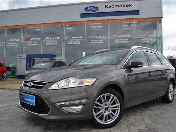 Ford Mondeo 2.0  TDCi AT, Titanium, 1. majitel, foto 1 Auto – moto , Automobily | spěcháto.cz - bazar, inzerce zdarma