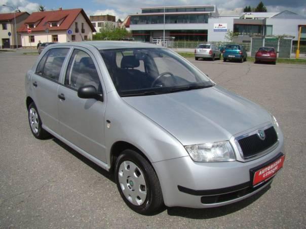 Škoda Fabia 1.4 MPI  50 kW, servisní knížka, foto 1 Auto – moto , Automobily | spěcháto.cz - bazar, inzerce zdarma