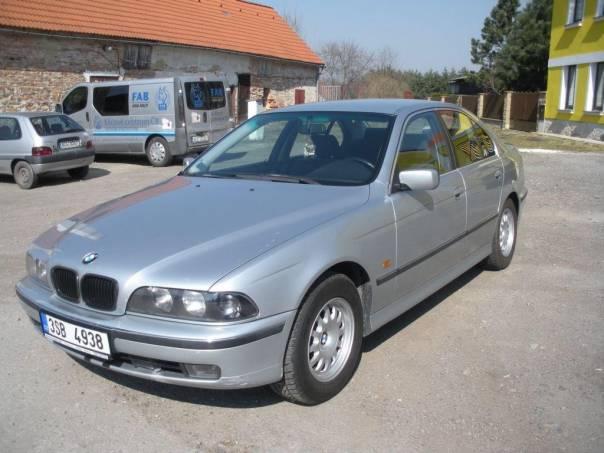 BMW Řada 5 520i LPG Eko zaplaceno, foto 1 Auto – moto , Automobily | spěcháto.cz - bazar, inzerce zdarma
