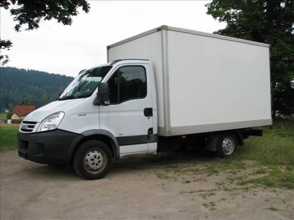 Iveco Daily 2,3 HPi Turbo Top stav  35 S 12, foto 1 Užitkové a nákladní vozy, Do 7,5 t | spěcháto.cz - bazar, inzerce zdarma