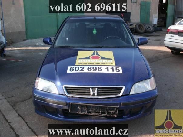 Honda Civic 1,4, foto 1 Náhradní díly a příslušenství, Ostatní | spěcháto.cz - bazar, inzerce zdarma