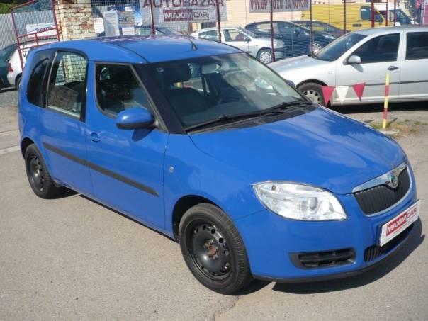 Škoda Roomster 1.4 TDi, foto 1 Auto – moto , Automobily | spěcháto.cz - bazar, inzerce zdarma