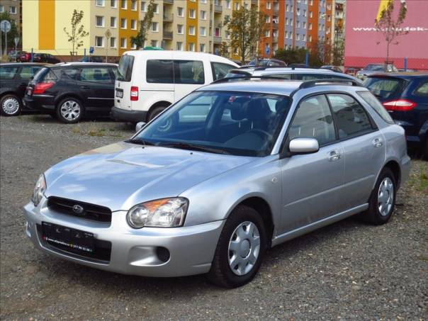 Subaru Impreza 1,6   4WD, Švýcarsko, pěkná, foto 1 Auto – moto , Automobily | spěcháto.cz - bazar, inzerce zdarma