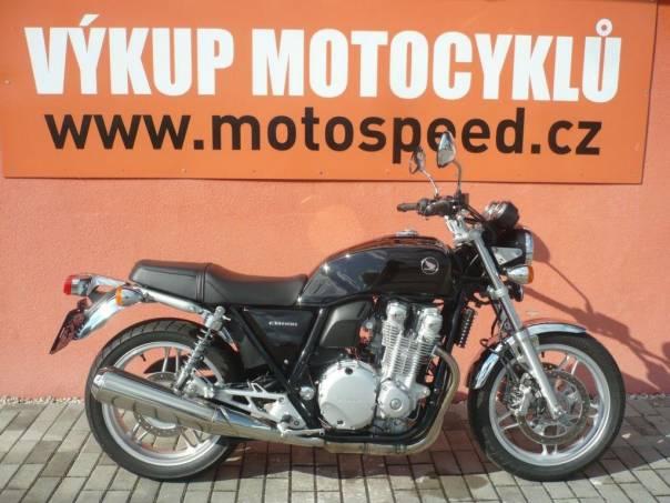 Honda CB ABS, foto 1 Auto – moto , Motocykly a čtyřkolky | spěcháto.cz - bazar, inzerce zdarma