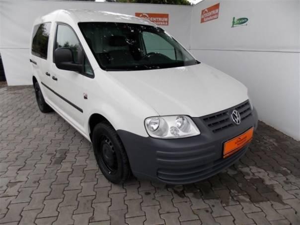 Volkswagen Caddy 2.0 Sdi ČR, SERVIS. KN. KLIMA, foto 1 Auto – moto , Automobily | spěcháto.cz - bazar, inzerce zdarma