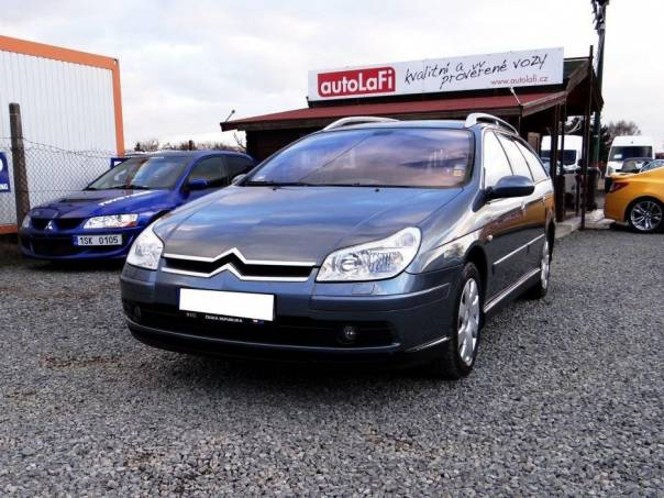 Citroën C5 1.6 HDi 16V, foto 1 Auto – moto , Automobily | spěcháto.cz - bazar, inzerce zdarma