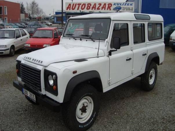 Land Rover Defender 2,4TDCi odpočet DPH, foto 1 Auto – moto , Automobily | spěcháto.cz - bazar, inzerce zdarma