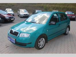 Škoda Fabia 1,4i , Auto – moto , Automobily    spěcháto.cz - bazar, inzerce zdarma