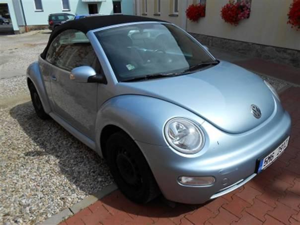Volkswagen New Beetle 1,4 55kW, foto 1 Auto – moto , Automobily | spěcháto.cz - bazar, inzerce zdarma