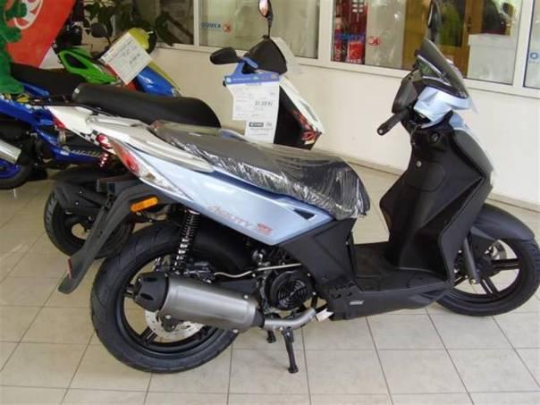 Kymco Agility City A/C Super stroj a cena, foto 1 Auto – moto , Motocykly a čtyřkolky | spěcháto.cz - bazar, inzerce zdarma
