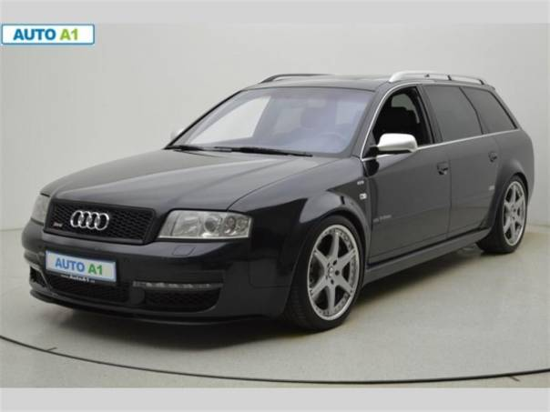 Audi RS6 4,2 V8 Biturbo TOP STAV, foto 1 Auto – moto , Automobily | spěcháto.cz - bazar, inzerce zdarma