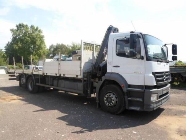 Mercedes-Benz  2533 6x2, hydr.ruka, foto 1 Užitkové a nákladní vozy, Nad 7,5 t | spěcháto.cz - bazar, inzerce zdarma