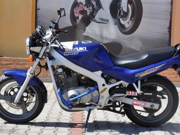 Suzuki  GS 500 E (typ GM51), foto 1 Auto – moto , Motocykly a čtyřkolky | spěcháto.cz - bazar, inzerce zdarma