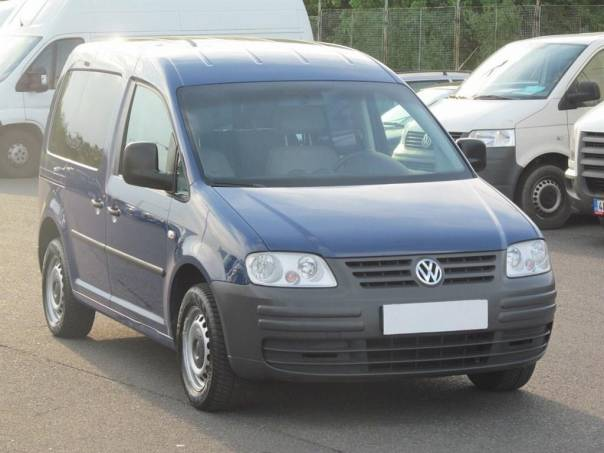 Volkswagen Caddy  1.9 TDi, 2.maj,Serv.kniha,ČR, foto 1 Užitkové a nákladní vozy, Do 7,5 t | spěcháto.cz - bazar, inzerce zdarma
