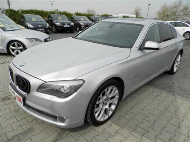 BMW Řada 7 730 D 180kW, foto 1 Auto – moto , Automobily | spěcháto.cz - bazar, inzerce zdarma