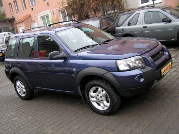 Land Rover Freelander 2.0 Td4,zimní kola,tažné,výborný st, foto 1 Auto – moto , Automobily | spěcháto.cz - bazar, inzerce zdarma