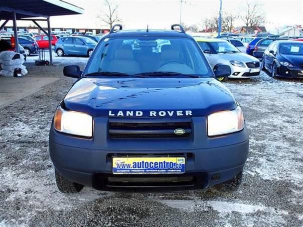 Land Rover Freelander 1.8i 5dv - TAŽNÉ, foto 1 Auto – moto , Automobily   spěcháto.cz - bazar, inzerce zdarma