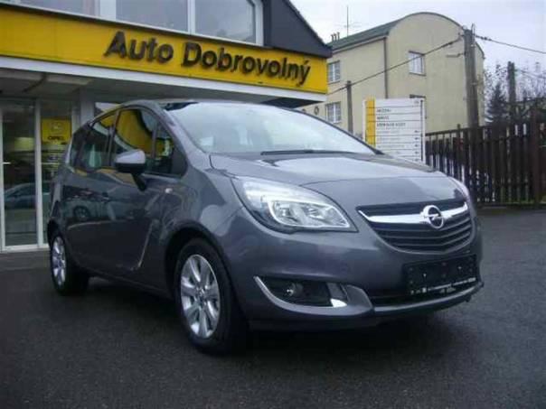 Opel Meriva ENJOY B14NEL MT6 0062SE28, foto 1 Auto – moto , Automobily | spěcháto.cz - bazar, inzerce zdarma