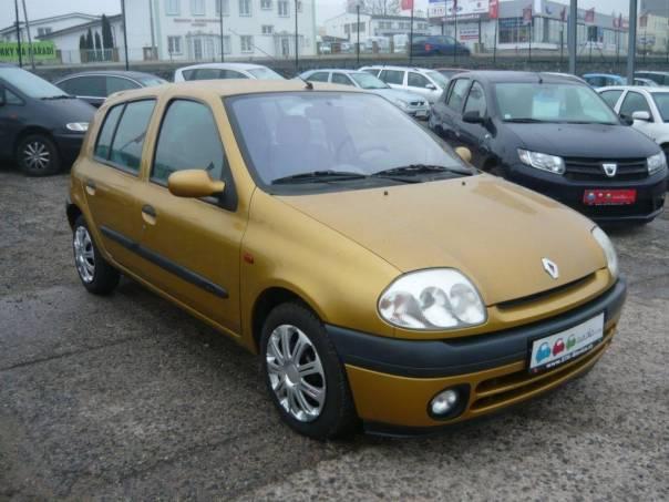 Renault Clio 1,4 i TOP STAV, foto 1 Auto – moto , Automobily | spěcháto.cz - bazar, inzerce zdarma