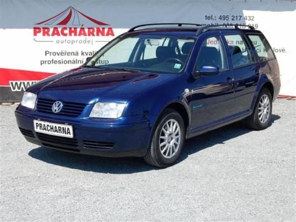 Volkswagen Bora 1.9TDi Variant, foto 1 Auto – moto , Automobily | spěcháto.cz - bazar, inzerce zdarma