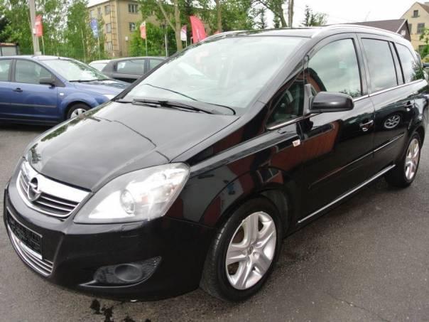 Opel Zafira 1.7CDTi, foto 1 Auto – moto , Automobily | spěcháto.cz - bazar, inzerce zdarma