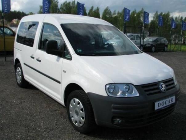 Volkswagen Caddy 2.0 Life Family EcoFuel, TOP, foto 1 Užitkové a nákladní vozy, Do 7,5 t | spěcháto.cz - bazar, inzerce zdarma