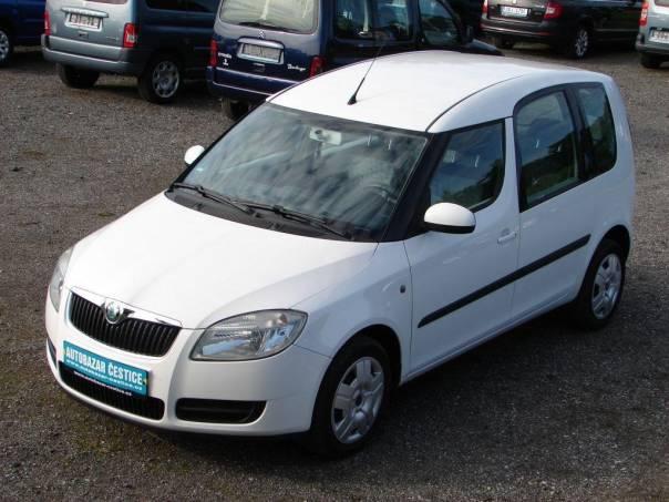 Škoda Roomster 1,4tdi, foto 1 Auto – moto , Automobily | spěcháto.cz - bazar, inzerce zdarma