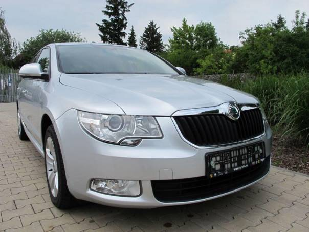 Škoda Superb 1.8 TSI DSG, foto 1 Auto – moto , Automobily | spěcháto.cz - bazar, inzerce zdarma