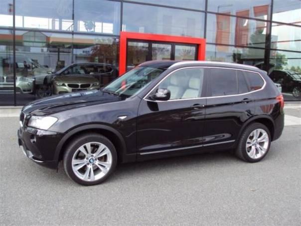 BMW X3 xDrive20d VELMI PĚKNÉ, ZÁRUKA, foto 1 Auto – moto , Automobily | spěcháto.cz - bazar, inzerce zdarma