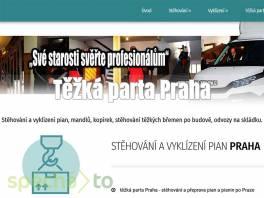 Těžká parta Praha , Obchod a služby, Přeprava, stěhování  | spěcháto.cz - bazar, inzerce zdarma