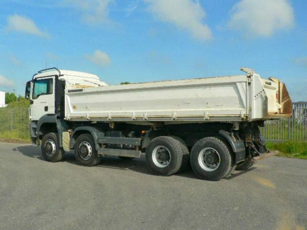 MAN  TGA 35.400  8x6 3S EURO 4, foto 1 Užitkové a nákladní vozy, Nad 7,5 t | spěcháto.cz - bazar, inzerce zdarma