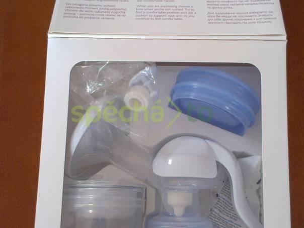 Odsávačka mléka Philips Avent s Via pohárky, foto 1 Pro děti, Pro maminky a těhotné | spěcháto.cz - bazar, inzerce zdarma
