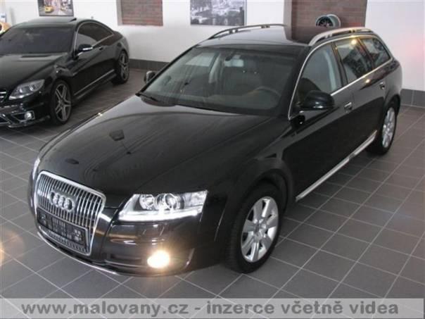 Audi A6 Allroad 3,0 TDi quattro TIPTRONIC 176kW, foto 1 Auto – moto , Automobily | spěcháto.cz - bazar, inzerce zdarma