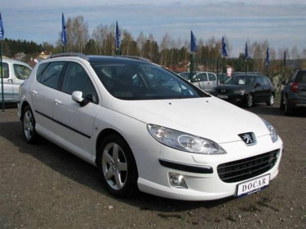 Peugeot 407 3.0 V6 SW Platinum, 155 kW,TOP, foto 1 Auto – moto , Automobily | spěcháto.cz - bazar, inzerce zdarma