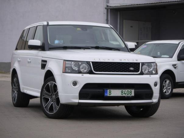 Land Rover Range Rover Sport STARTECH/záruka, foto 1 Auto – moto , Automobily | spěcháto.cz - bazar, inzerce zdarma