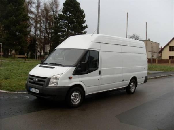 Ford Transit Jumbo 2.4 TDCi, foto 1 Užitkové a nákladní vozy, Do 7,5 t | spěcháto.cz - bazar, inzerce zdarma