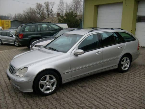 Mercedes-Benz Třída C 2.7CDi, foto 1 Auto – moto , Automobily | spěcháto.cz - bazar, inzerce zdarma