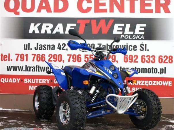 Shineray Extreme STREET FIGHTER TEREN, foto 1 Auto – moto , Motocykly a čtyřkolky | spěcháto.cz - bazar, inzerce zdarma