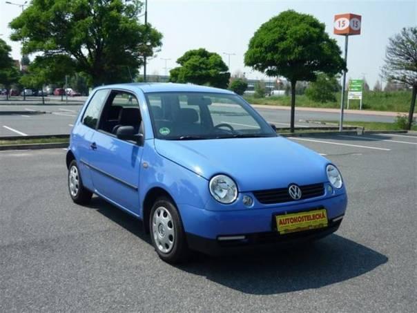 Volkswagen Lupo 1.4i 16V 1.maj.serviska, foto 1 Auto – moto , Automobily | spěcháto.cz - bazar, inzerce zdarma