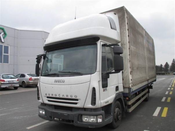Eurocargo ML 75E18, foto 1 Užitkové a nákladní vozy, Nad 7,5 t | spěcháto.cz - bazar, inzerce zdarma