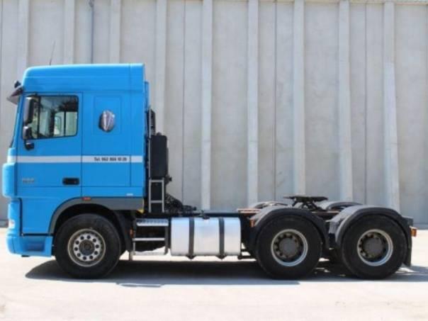 DAF  XF105.510  6x4 Hydraulika EURO 5, foto 1 Užitkové a nákladní vozy, Nad 7,5 t | spěcháto.cz - bazar, inzerce zdarma