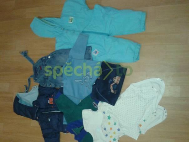prodej mix oblečení pro mimi cca 9měsíců-1 3f6d7472cb