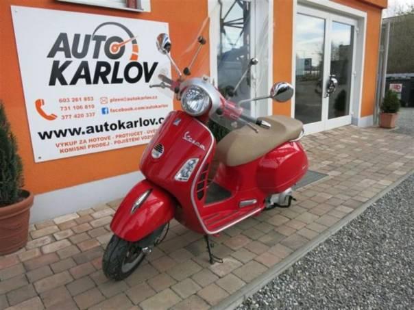 Vespa GTS 250 i.e. ABS, TOP, foto 1 Auto – moto , Motocykly a čtyřkolky | spěcháto.cz - bazar, inzerce zdarma