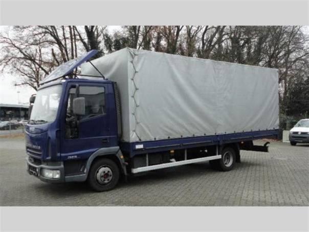Eurocargo 75E15 valník, foto 1 Užitkové a nákladní vozy, Nad 7,5 t | spěcháto.cz - bazar, inzerce zdarma